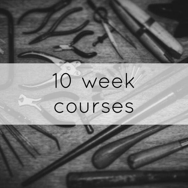 10 week courses